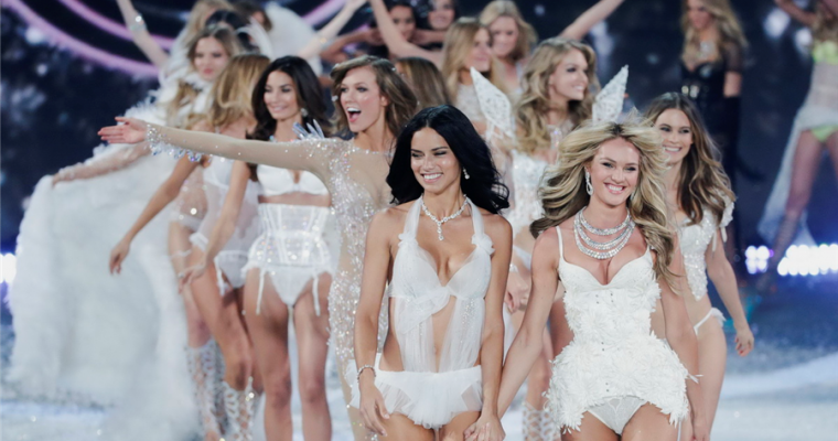 Victoria Secret Fashion show goes to Shanghai