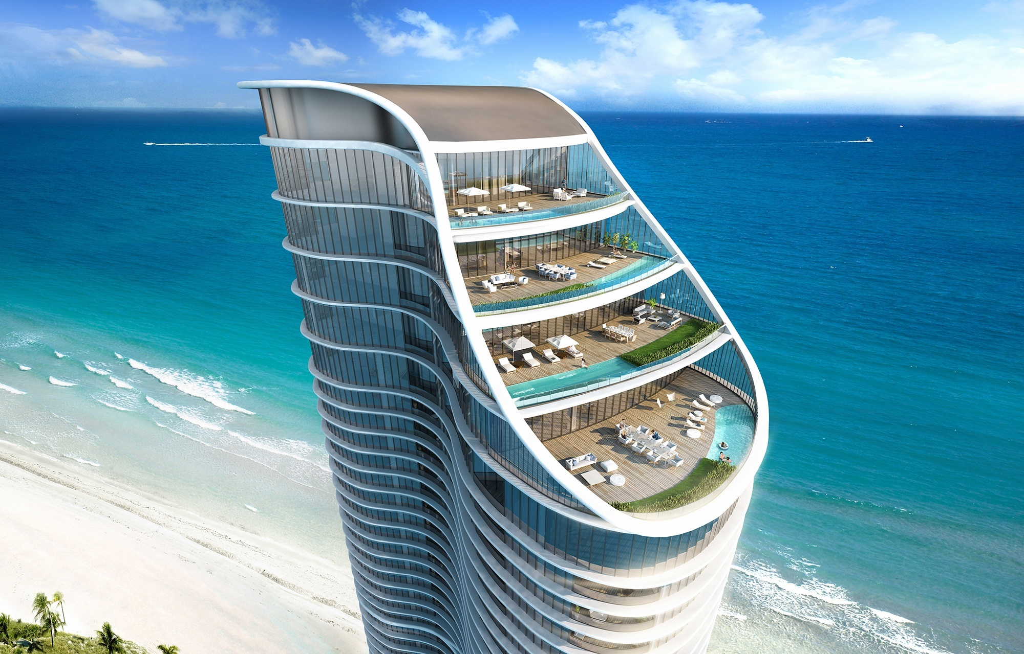 Ritz Carlton residences Miami