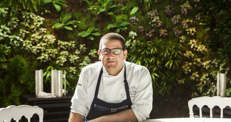 Dani Garcia brings the worlds best chefs to Marbella