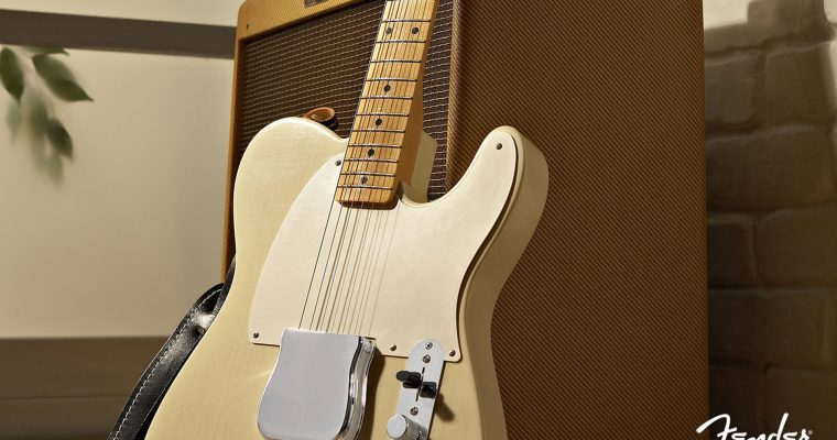Fender Custom Shop's 30th anniversary