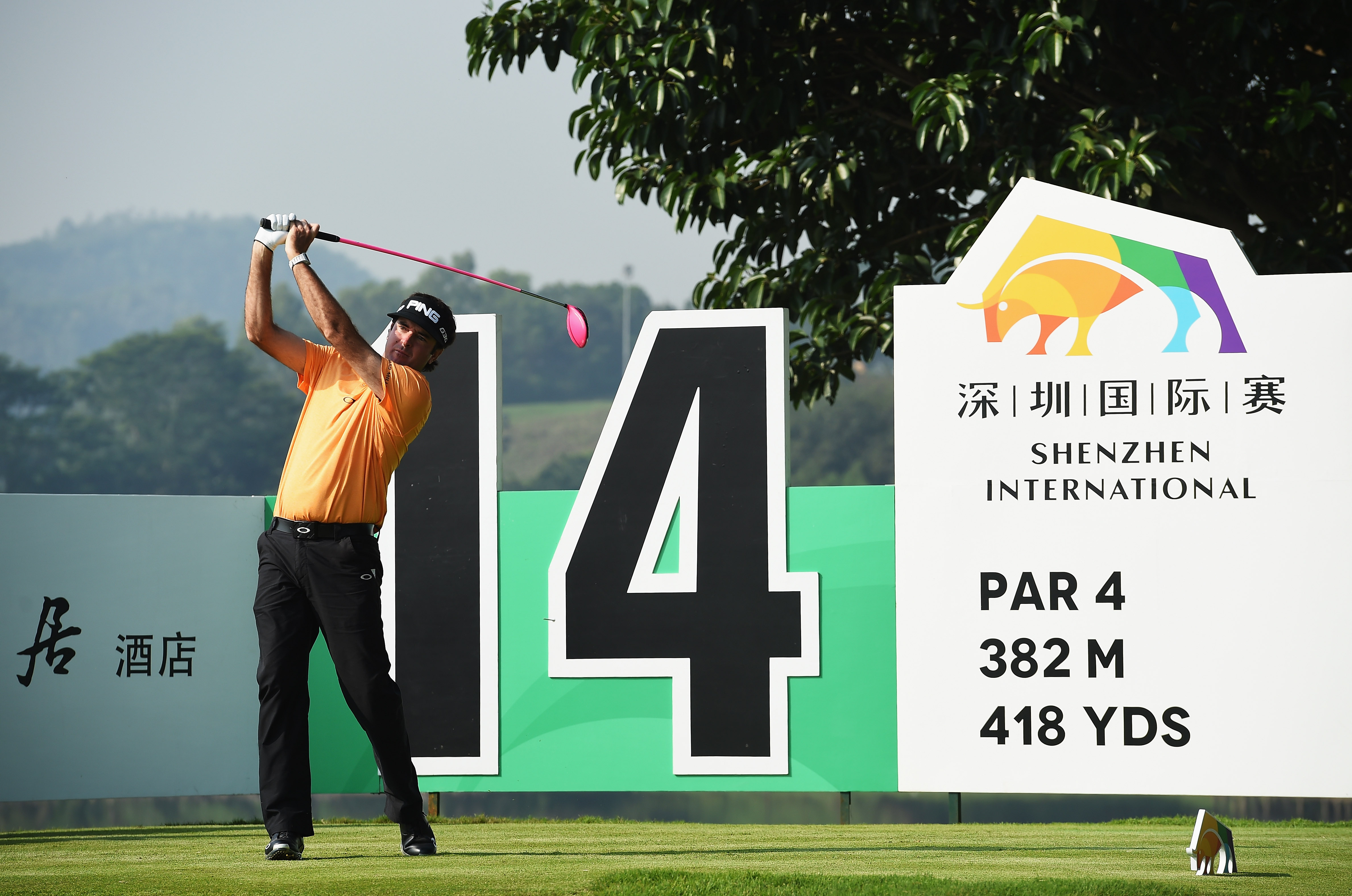 Kiradech Aphibarnrat  Gains his fourth victory as a professional.