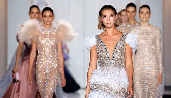Ralph & Russo AW17/18 Couture Collection Paris