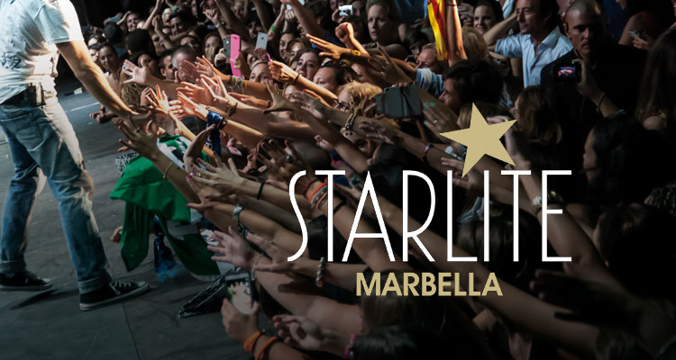 Starlite Marbella the Festival of the Summer