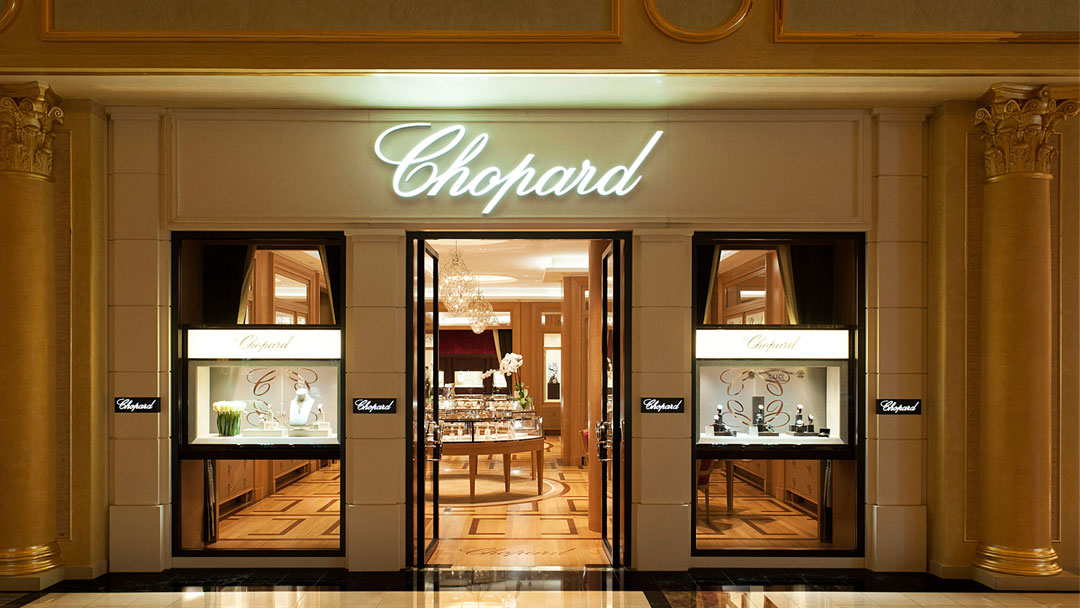 Chopard supports the Green Carpet Fashion Awards, Italy