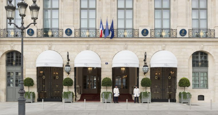 Whats new at The Ritz Paris?