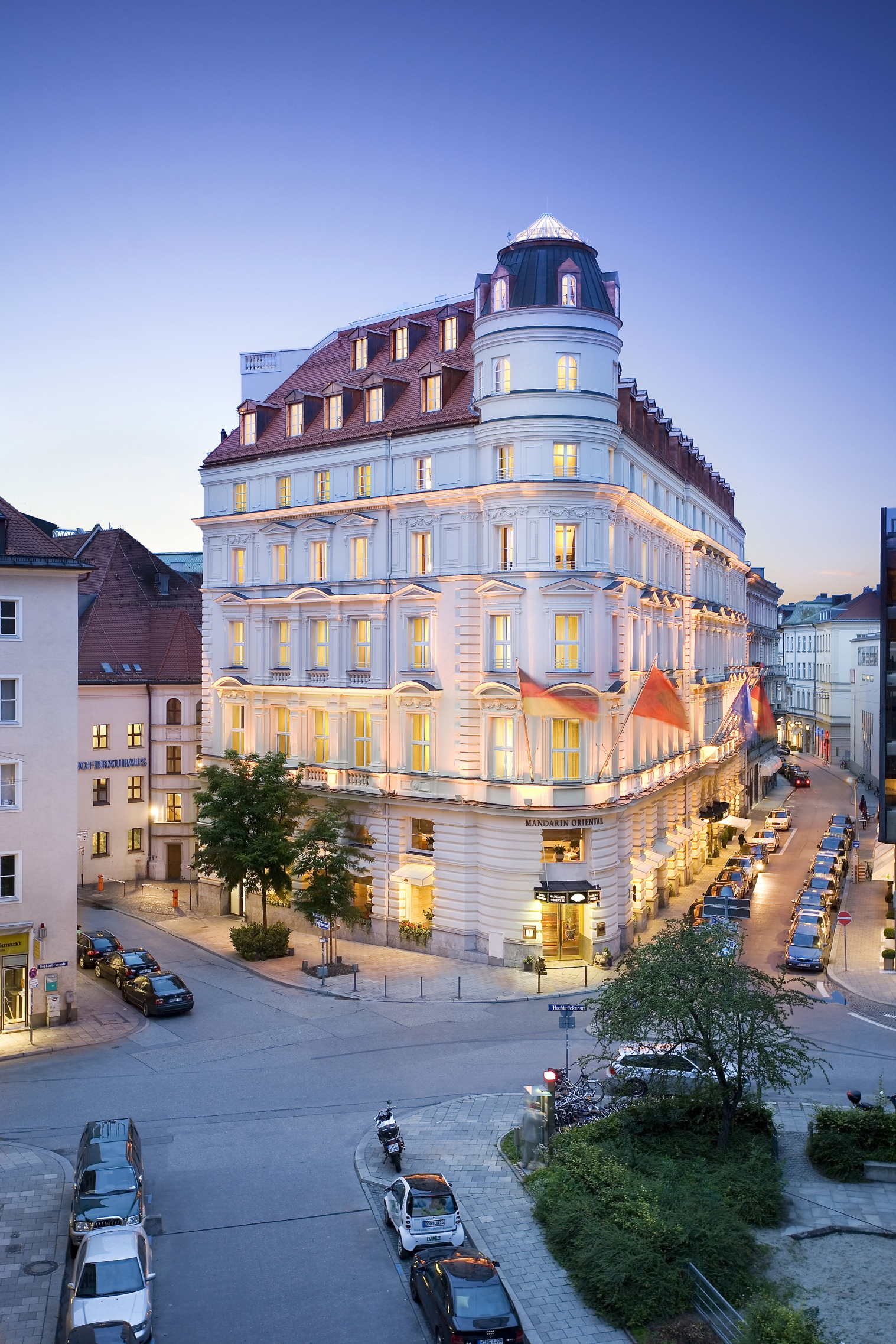 Luxurious Valentine's offer at Mandarin Oriental Munich