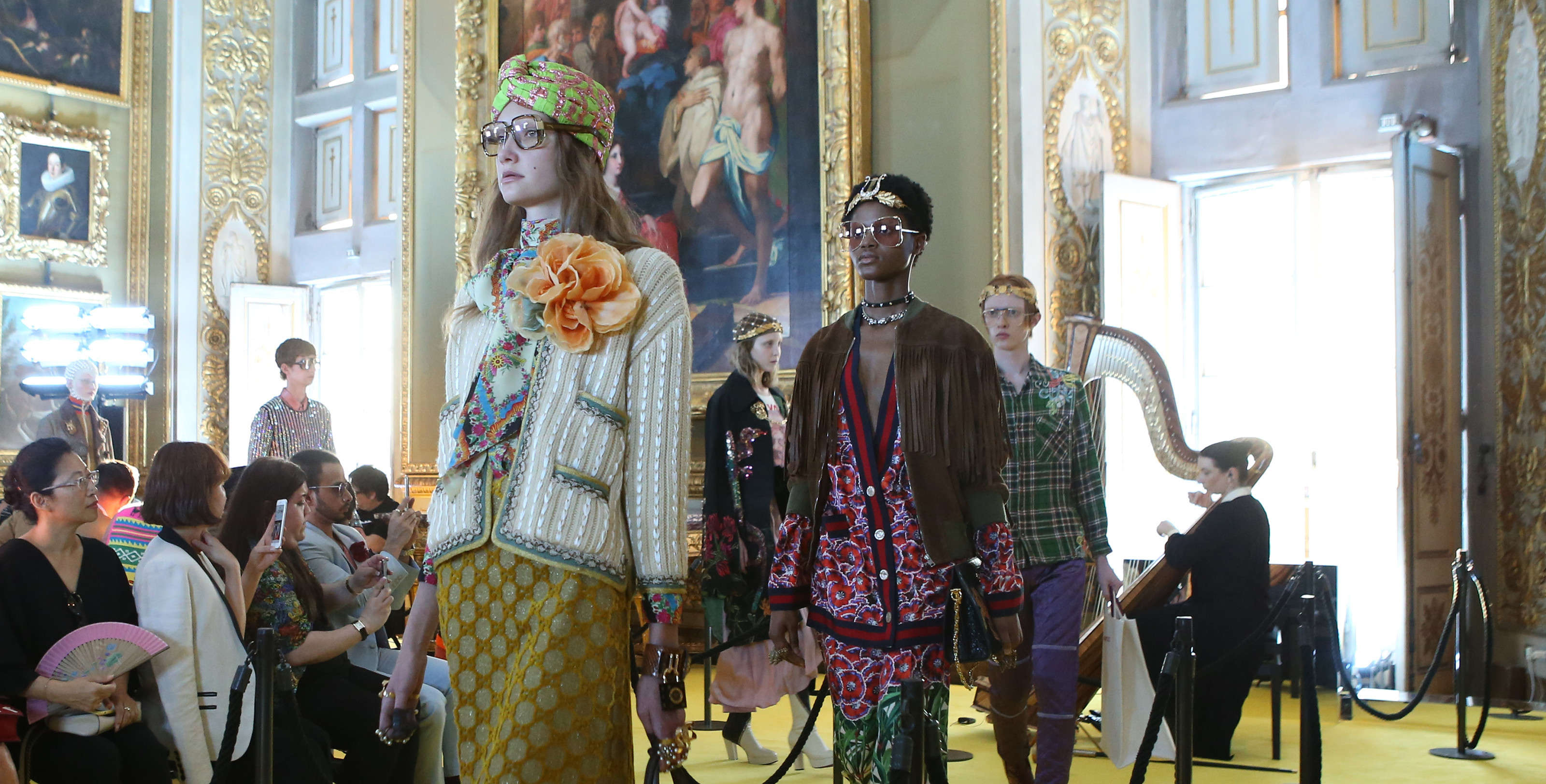 Discover the new Silvie collection by Gucci