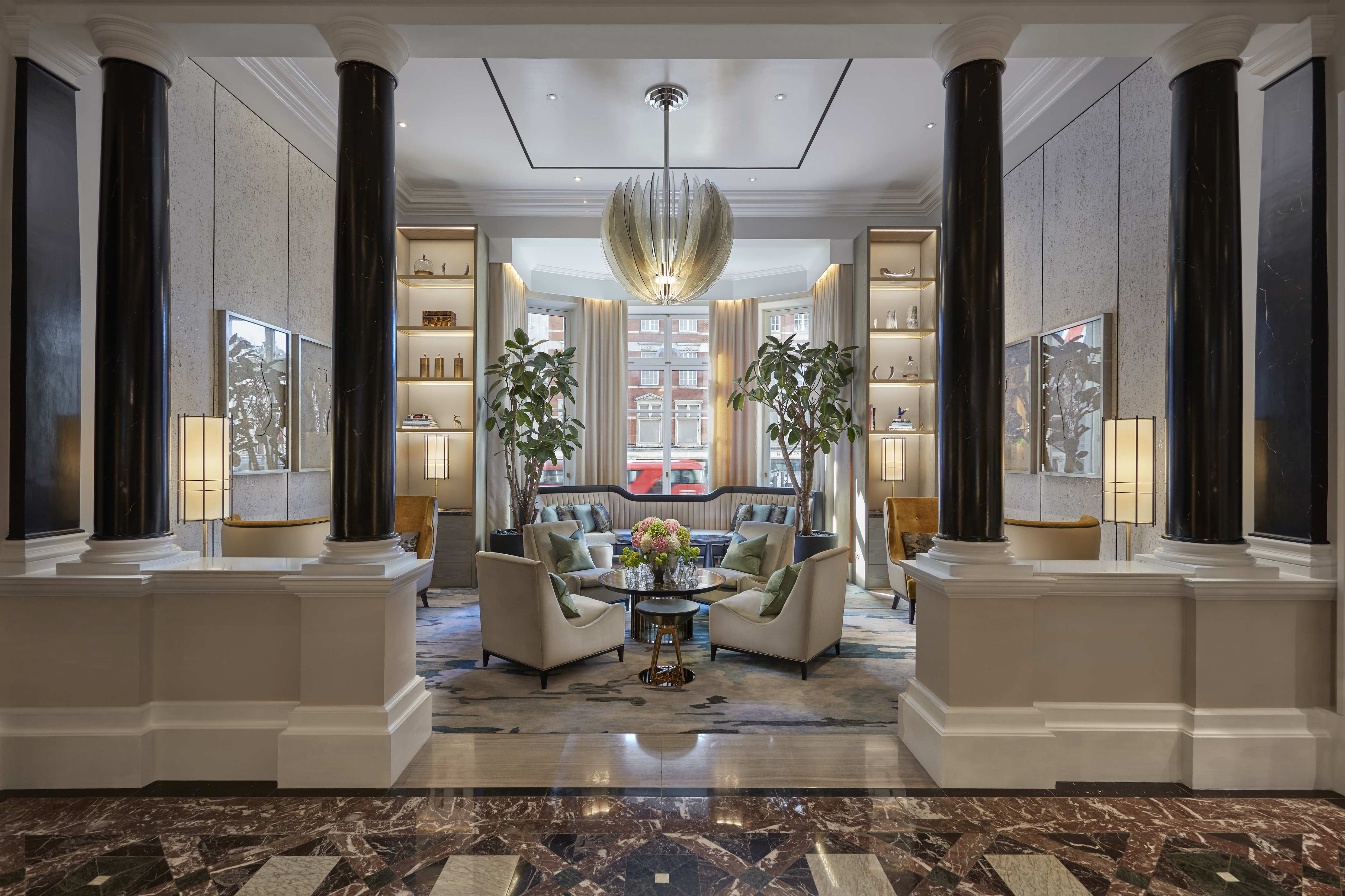 Mandarin Oriental, London unveils First Phase of Significant Renovation