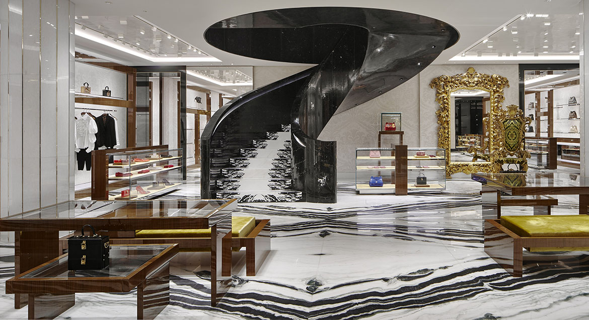 The new Old Bond Street boutique in London
