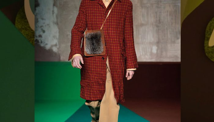 Marni Men's Collection F/W 2017: New looks