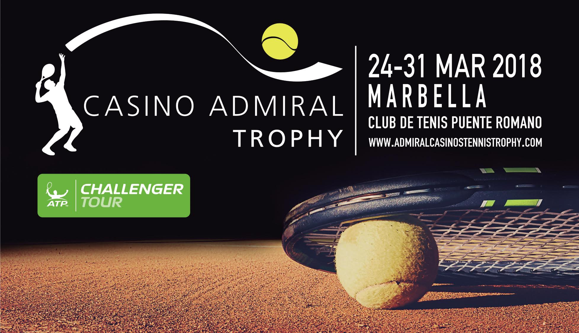 Marbella launches the european circuit tournament of the ATP Challenger
