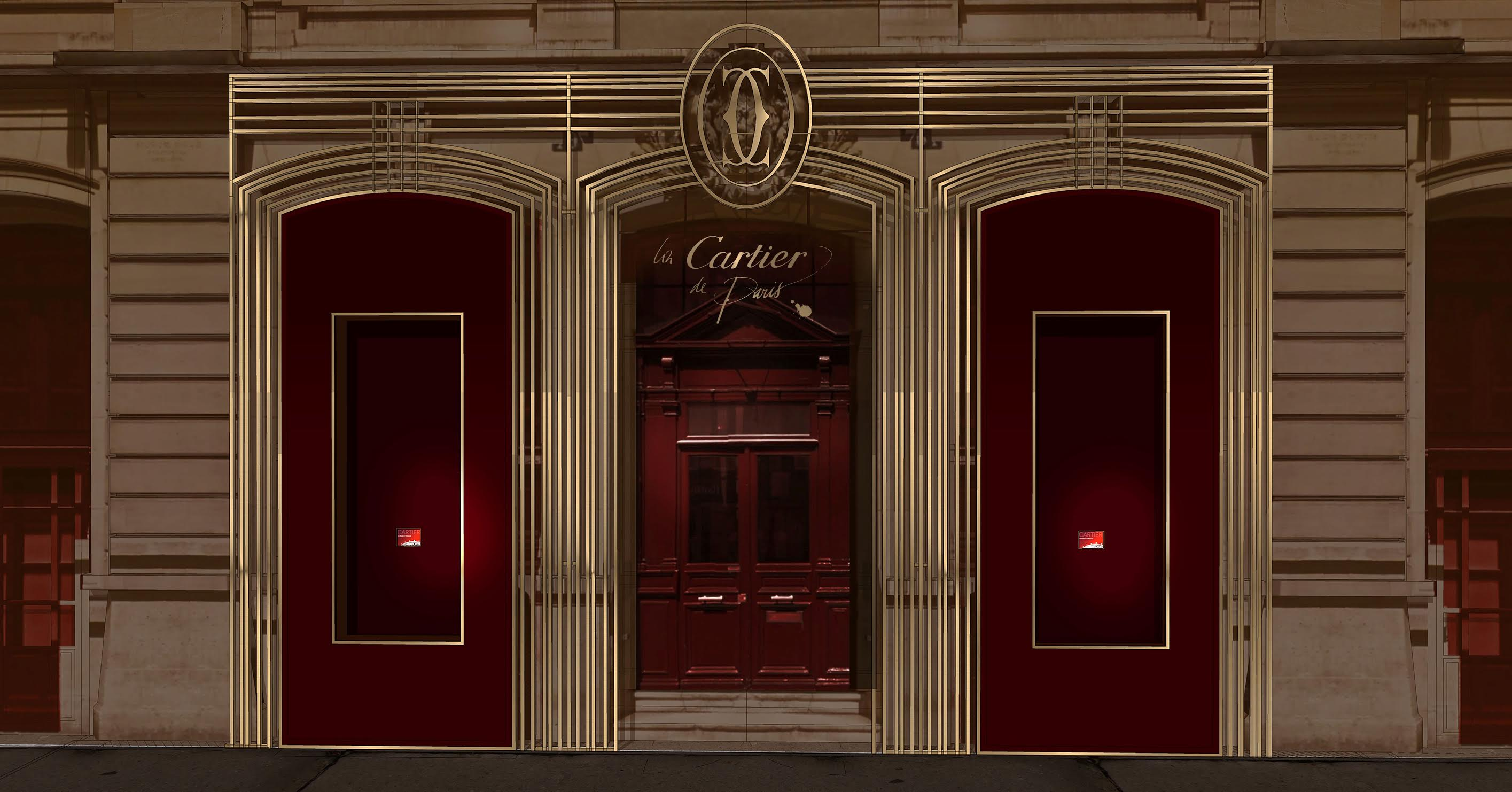 un cartier de paris