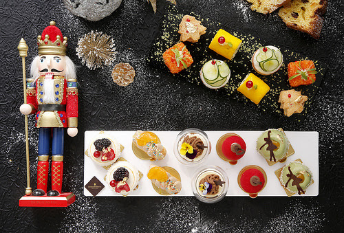 Festive Season Celebrations 2017 at InterContinental Hong Kong