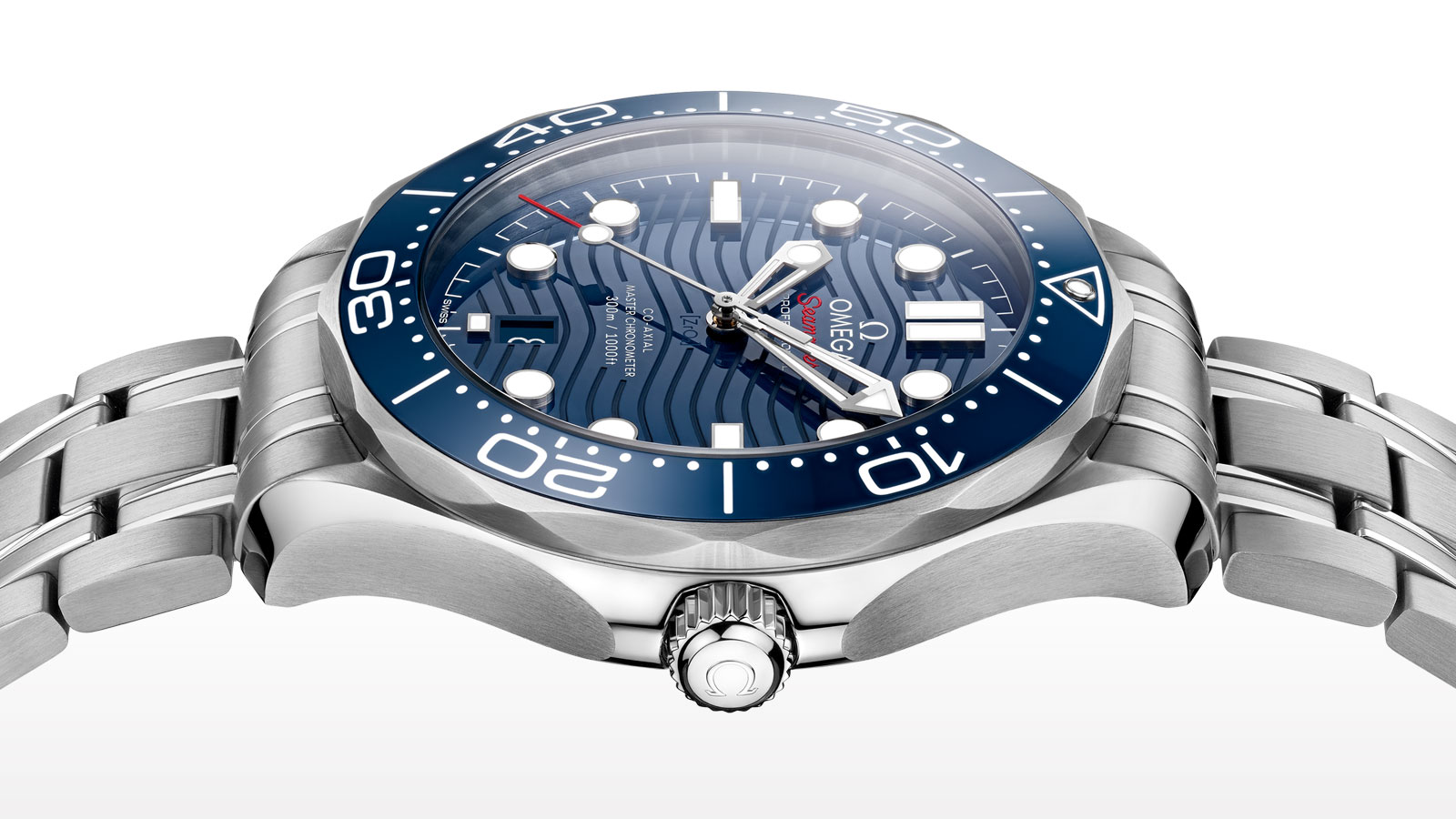 Revealed! The new Seamaster Diver 300M