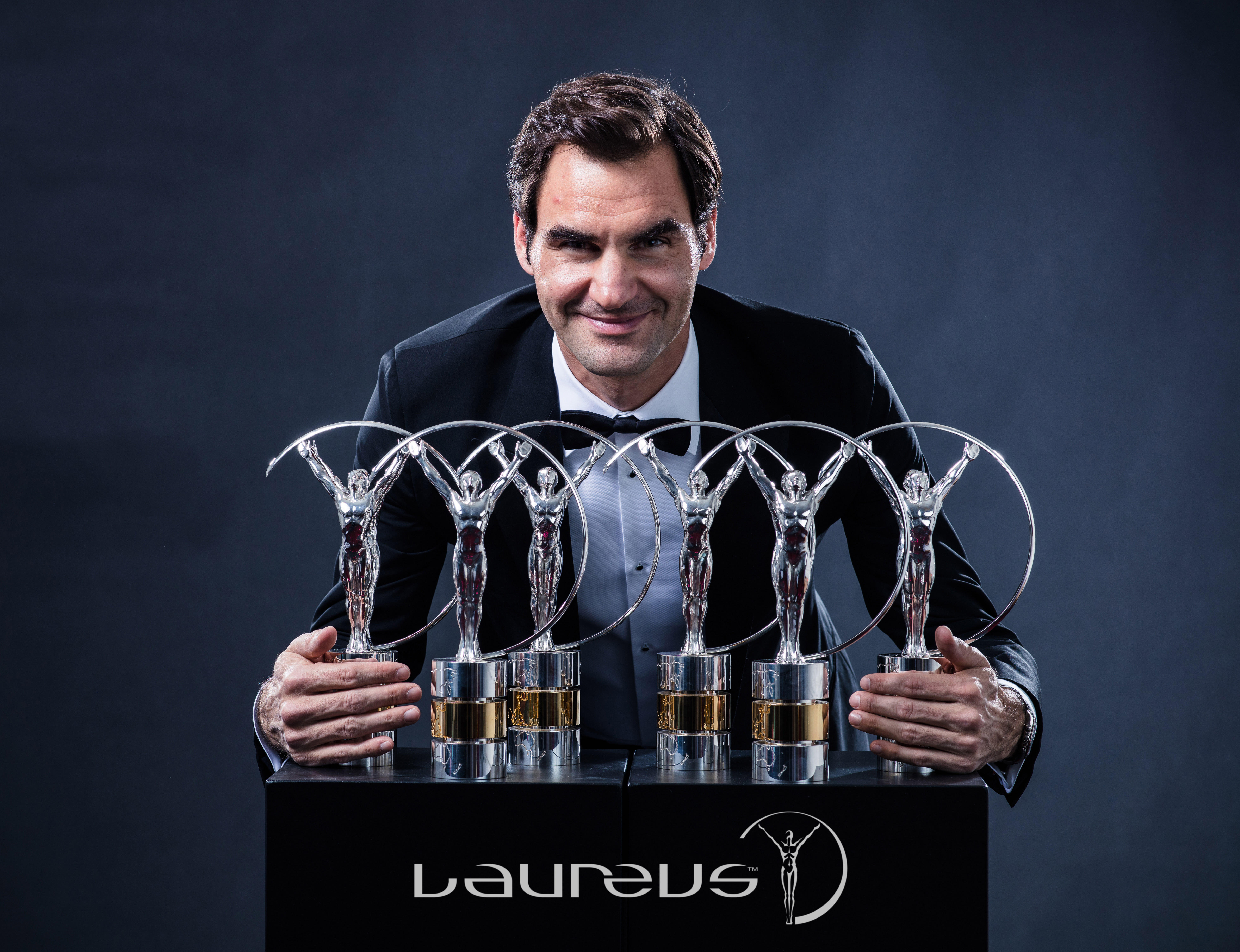 Montblanc Becomes Official Writing Instruments, Leather Goods and Accessories Partner Of The Laureus World Sports Awards