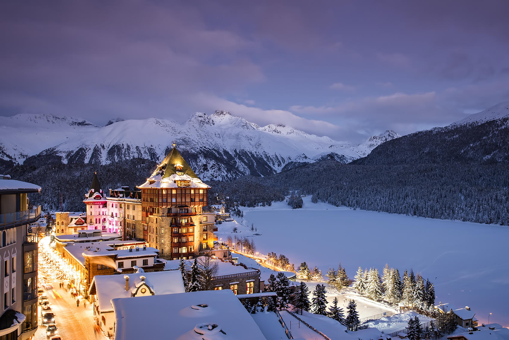 The Engadin Valley will host The World's Highest Electronic And Dance Music Festival