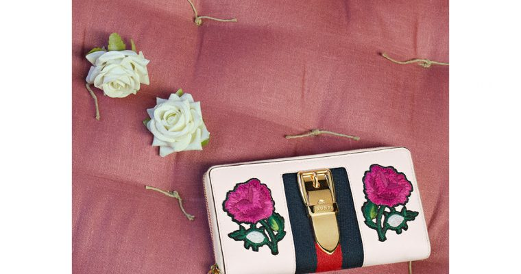 Complete your 2018 Summer Look with the Gucci Sylvie bag