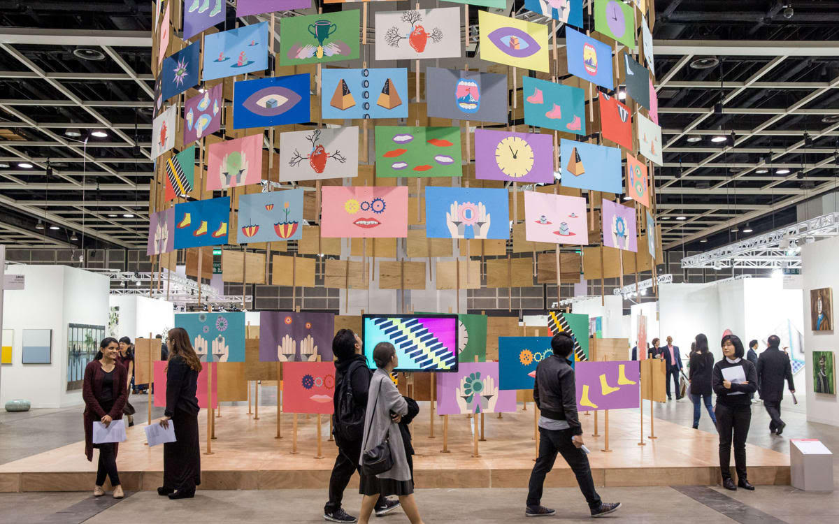 ARTBASEL HONGKONG  March 29 – 31, 2018
