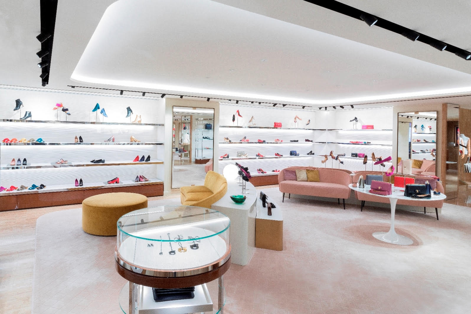 SALVATORE FERRAGAMO'S HISTORIC CANTON ROAD BOUTIQUE OPENING IN HONG KONG