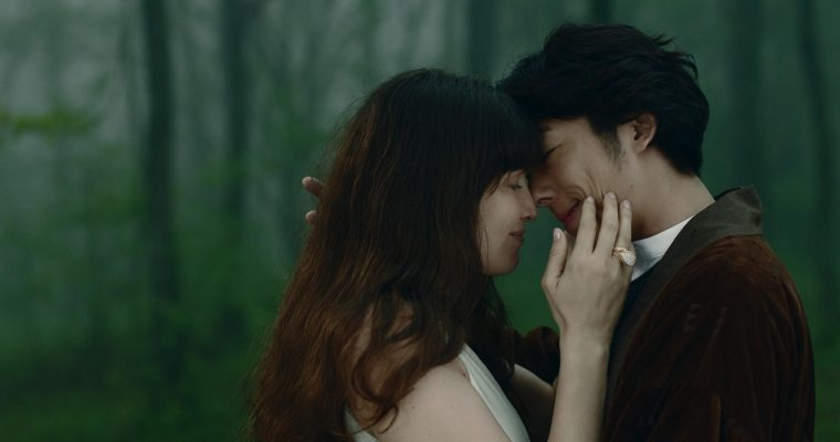 "Boucheron launches a short film ""Cinder Ella"" casted by Laetitia Casta & Issey Takahashi"