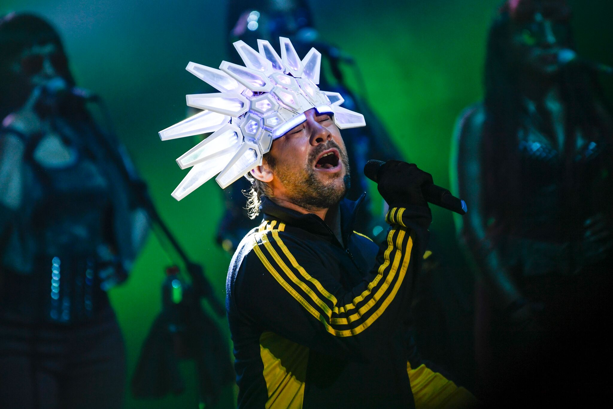 Jamiroquai steals the show at Starlite Festival