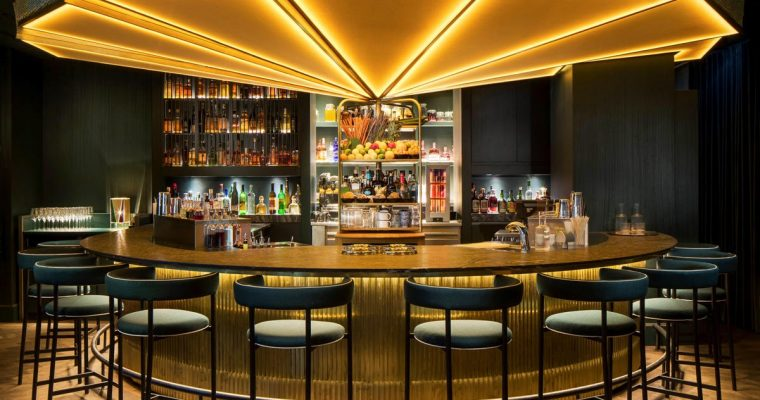 MANDARIN ORIENTAL, MUNICH UNVEILS CHIC NEW COCKTAIL BAR, ORY