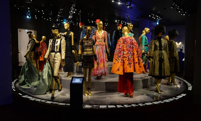 YSL MUSEUM BRINGS DREAMS OF THE ORIENT TO PARIS